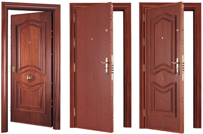Puertas blindadas y acorazadas riversal s l for Puertas blindadas