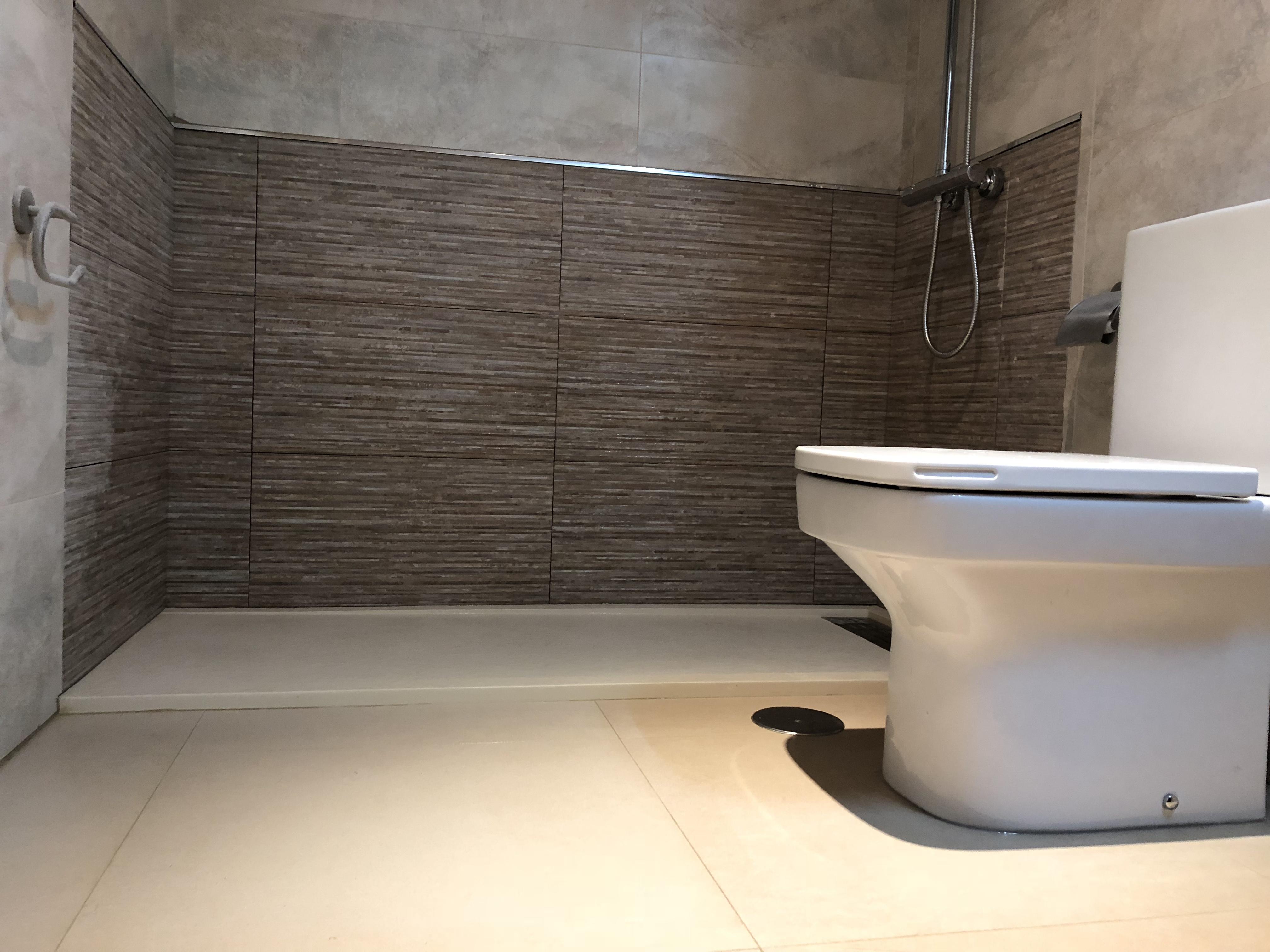 Cambio bañera